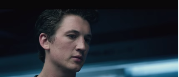 Above: Miles Teller is Mr. Fantastic/Reed Richards this go-around. Teller has also appeared in the Divergent series. (YouTube)